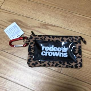 ロデオクラウンズ(RODEO CROWNS)のロデオクラウンズ  アウトドア モバイル ケース(ポーチ)