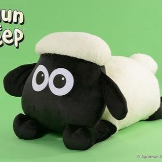 新品未使用羊のショーンBSぬいぐるみ