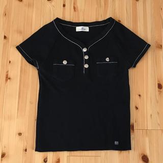 ビアッジョブルー(VIAGGIO BLU)のVIAGGIO BLUカットソー(カットソー(半袖/袖なし))