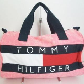 TOMMY HILFIGER - トミーヒルフィガー ミニボストンバッグ