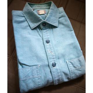 デラックス(DELUXE)のdeluxe clothing オックスフォードシャツ(シャツ)