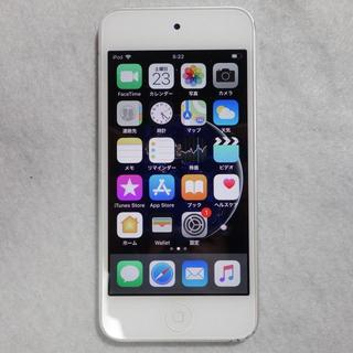iPod touch - iPod touch 第6世代 シルバー 16GB◆動作品
