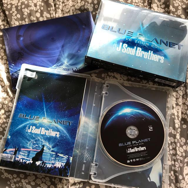 三代目 J Soul Brothers(サンダイメジェイソウルブラザーズ)の三代目 J SoulBrothers LIVE TOUR BLUE PLANET エンタメ/ホビーのDVD/ブルーレイ(ミュージック)の商品写真
