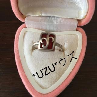 *UZU*ウズのシルバーリング11号程度(リング(指輪))