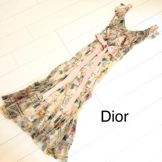 クリスチャンディオール(Christian Dior)のAya様専用(ロングドレス)
