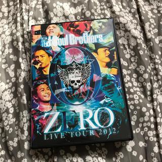 サンダイメジェイソウルブラザーズ(三代目 J Soul Brothers)の三代目J Soul Brothers LIVE TOUR 0〜ZERO〜(ミュージック)