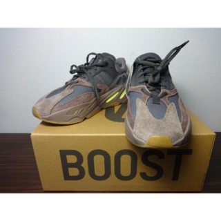 adidas - 国内正規 YEEZY BOOST 700 モーヴ 27.5cm