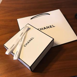 シャネル(CHANEL)のシャネル ギフトボックス マグネット式 空箱(ラッピング/包装)