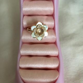 ポンテヴェキオ(PonteVecchio)のポンテヴェキオ お花モチーフリング(リング(指輪))