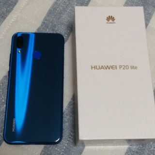 ANDROID - HUAWEY P20 lite