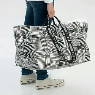 イケア(IKEA)のIKEAエコバッグ、ショッピングバッグ、ランドリーバッグ フィスラLサイズ(収納/キッチン雑貨)