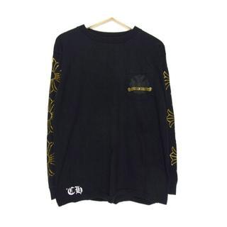 クロムハーツ(Chrome Hearts)のクロムハーツ CHROME HEARTS ■バックレーベル胸ポケットカットソー(Tシャツ/カットソー(七分/長袖))