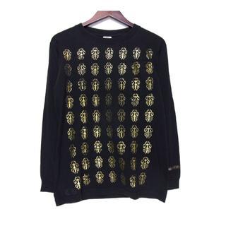 クロムハーツ(Chrome Hearts)のクロムハーツ CHROME HEARTS ■ゴールドダガー胸ポポケットカットソー(Tシャツ/カットソー(七分/長袖))