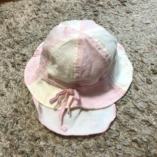 西松屋 - ベビー帽子 48cm 女の子 キッズ ハット