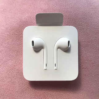 iPhone - 未使用iPhone純正イヤホン