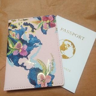 Anthropologie - アンソロポロジー パスポートケース