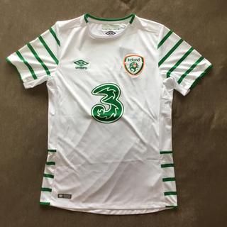 UMBRO - サッカー ユニフォーム アイルランド代表 2016 アウェイ