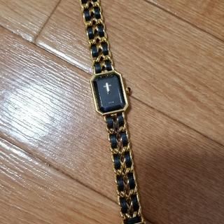 CHANEL - シャネル プルミエール 腕時計 レディース
