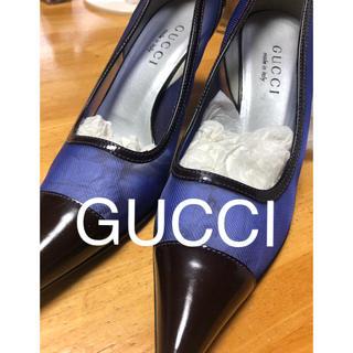 グッチ(Gucci)のGUCCI パンプス 早い者勝ち‼️(ハイヒール/パンプス)