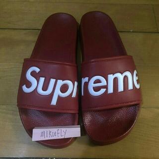 Supreme サンダル slipper