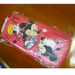 ミッキーマウス(ミッキーマウス)の新品未使用☆ディズニー ペンケース(ペンケース/筆箱)