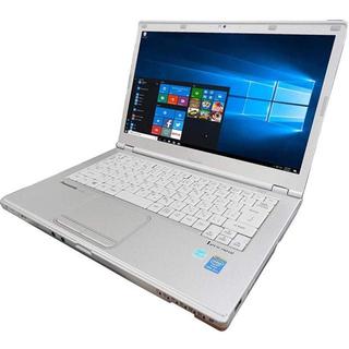 パナソニック(Panasonic)のPanasonic CF-LX3 中古ノートパソコン(ノートPC)