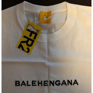 ヴァンキッシュ(VANQUISH)のBALEHENGANA バレヘンガナ Tシャツ 白 Lサイズ 新品未使用(Tシャツ/カットソー(半袖/袖なし))