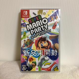 Nintendo Switch - 【新品・未開封】マリオパーティ