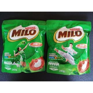 Nestle - MILO ミロ 2袋セット