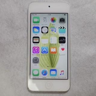 iPod touch - iPod touch 第5世代 シルバー 32GB◆カメラ付き