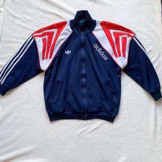 アディダス(adidas)のヴィンテージ Adidas ジャージ ドロップショルダー(ジャージ)