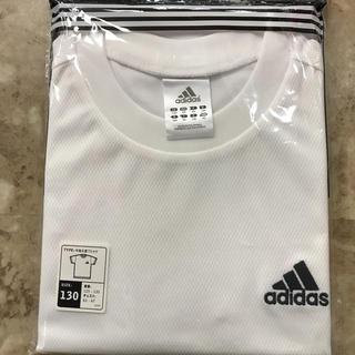 adidas - 新品 adidasアディダスTシャツ 130cm