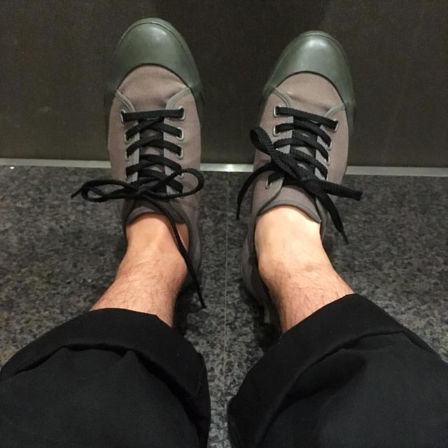 UNIQLO(ユニクロ)のユニクロユー(UNIQLO U)スニーカー メンズの靴/シューズ(スニーカー)の商品写真