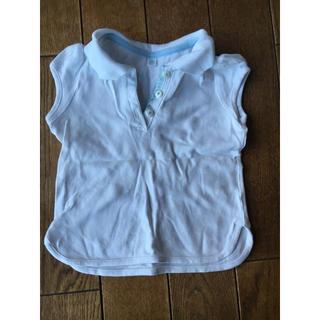ユニクロ(UNIQLO)のポロシャツ  95  女の子  ユニクロ(Tシャツ/カットソー)