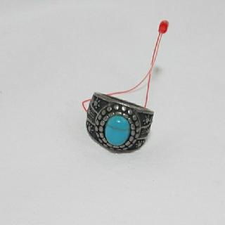 ターコイズ  リング  太陽 月 星 モチーフ トルコ石(リング(指輪))