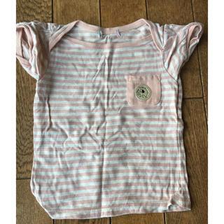 Tシャツ  95  女の子(Tシャツ/カットソー)