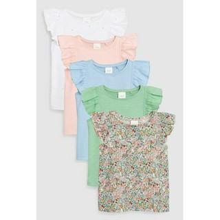 NEXT - 【翌日発送可】next フリルTシャツ 5枚セット