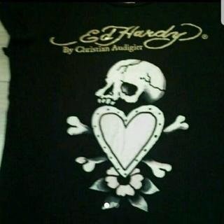 エドハーディー(Ed Hardy)のエドハーディー未使用 海外購入(Tシャツ(半袖/袖なし))