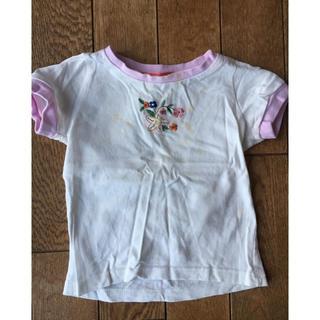 95  Tシャツ  女の子(Tシャツ/カットソー)