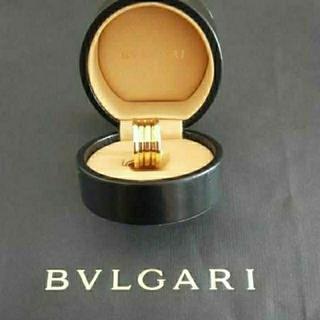 ブルガリ(BVLGARI)のBVLGARI ビーゼロワン リング(リング(指輪))