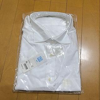 ユニクロ(UNIQLO)のメンズ 半袖ワイシャツ 新品 訳あり(シャツ)