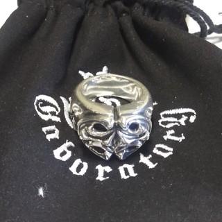 ガボール(Gabor)のGabor スカルプテットオーバルリング/マルティスクロス(リング(指輪))