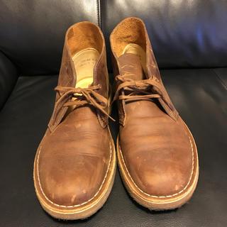 クラークス(Clarks)のクラークス オリジナルズ デザートブーツ 約28.5cm(ブーツ)