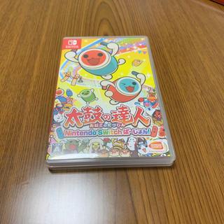 Nintendo Switch - Switchソフト 太鼓の達人