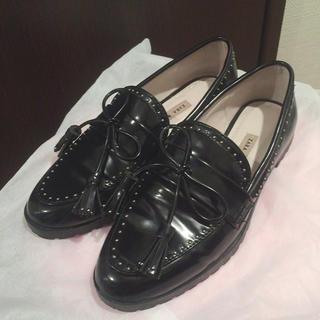 ザラ(ZARA)の(ZARA)ローファー(ローファー/革靴)