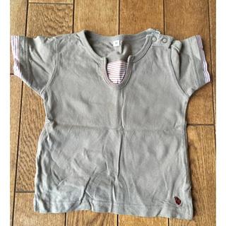 Tシャツ  90   女の子(Tシャツ/カットソー)