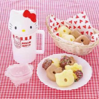 サンリオ(サンリオ)のキティ ドーナツメーカー(調理道具/製菓道具)