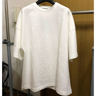 ハレ(HARE)のハレ ビックスウェットカットソー M 白黒 2枚セット(Tシャツ/カットソー(半袖/袖なし))