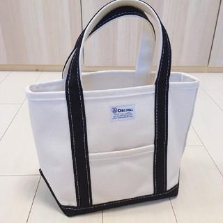 ORCIVAL - 美品♡オーシバルトートバッグ♡キャンバスバッグ