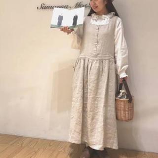 tsuharu ✱ エプロンワンピース
